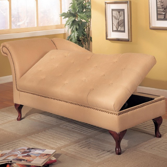 Double Chaise Lounge Sofa Indoor