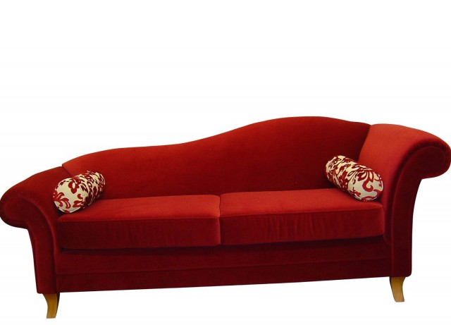 Double Chaise Sofa Bed