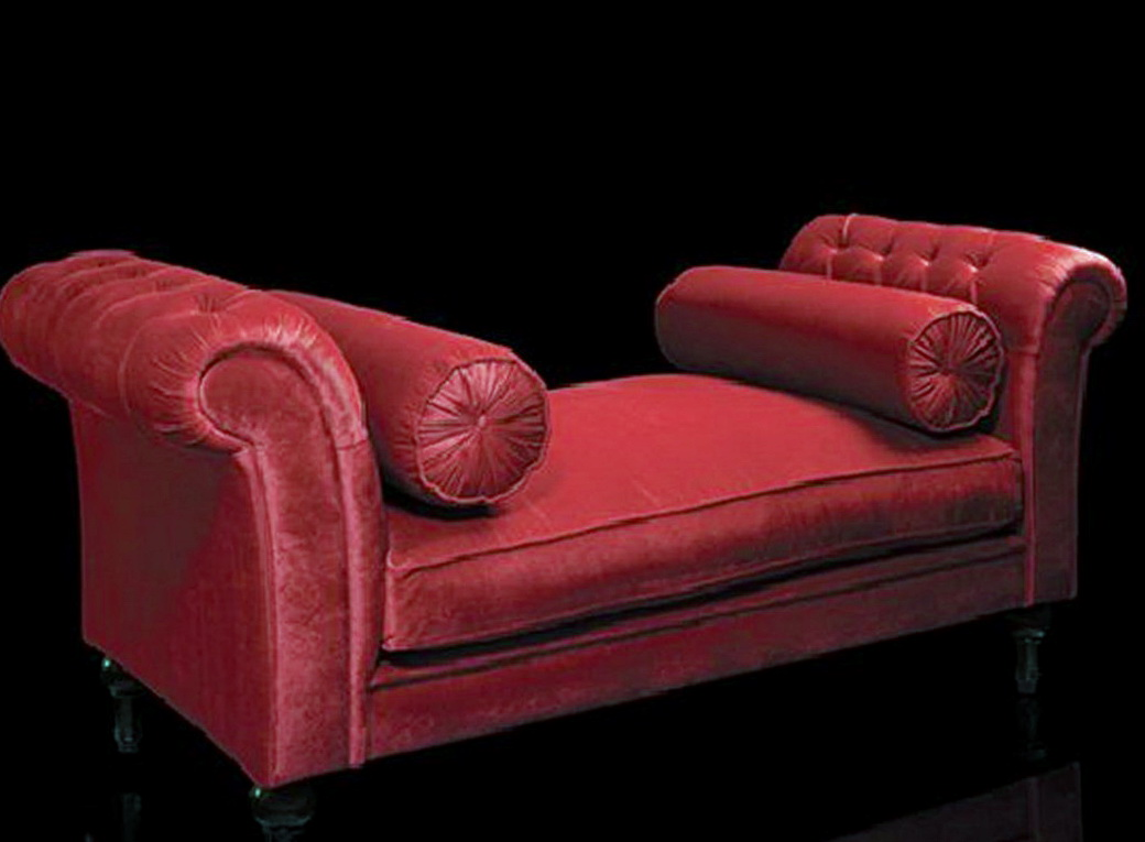 Double Ended Chaise Sofa
