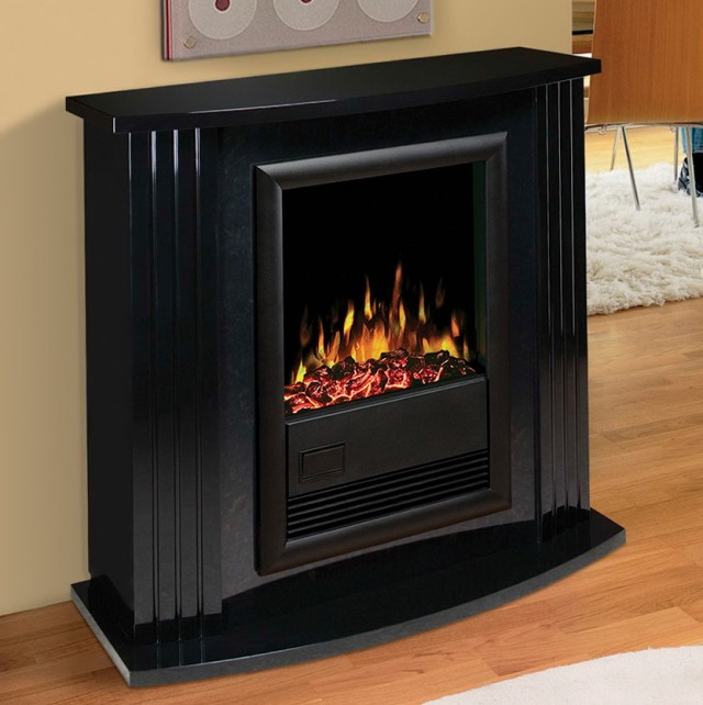 Electric Fireplace Mantels Only