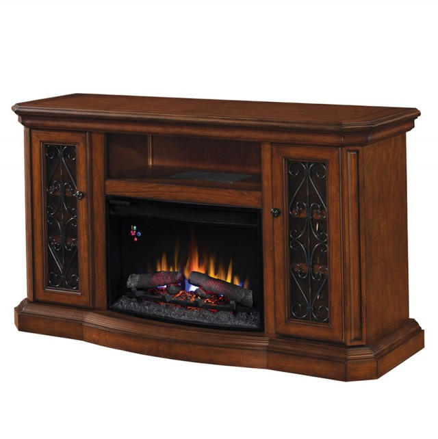 Electric Fireplace Media Center Lowes