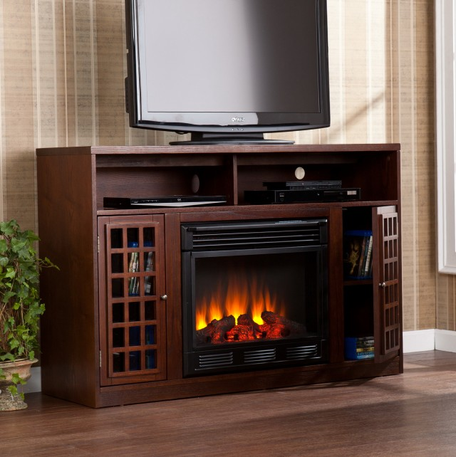Electric Fireplace Tv Stands At Big Lots