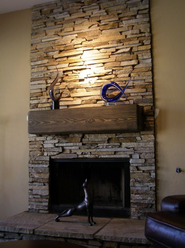 Faux Stone Fireplace Surround Kits