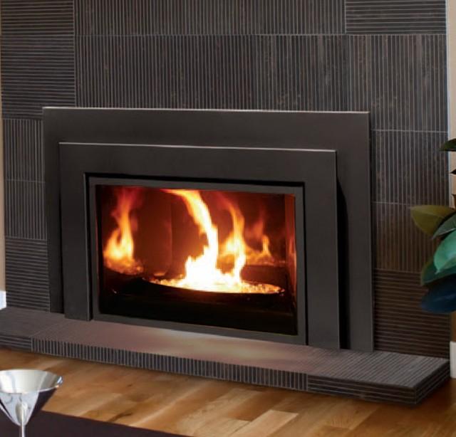 Hampton Bay Electric Fireplace Insert