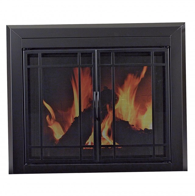 Installing Pleasant Hearth Fireplace Doors