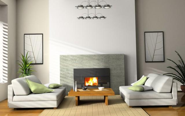 Modern Fireplace Design Images
