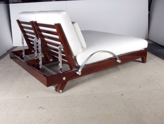 Outdoor Double Chaise Lounge Clearance