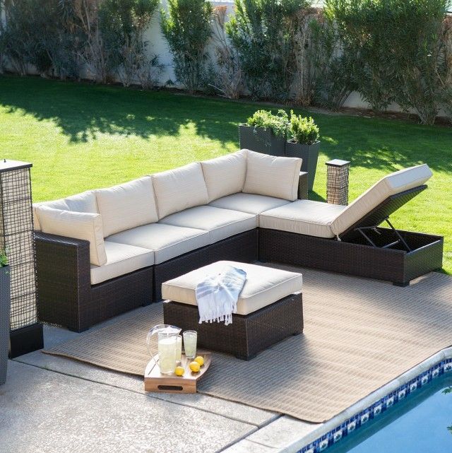 Patio Chaise Lounge Chairs Under $100