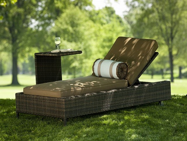Patio Chaise Lounge Walmart