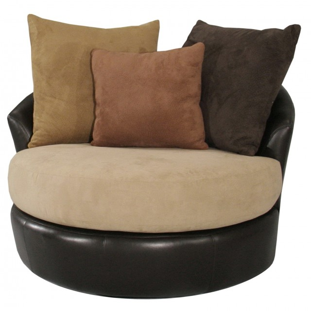 Round Chaise Lounge Indoor