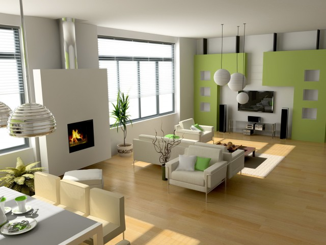 Small Electric Fireplace Decorating Ideas