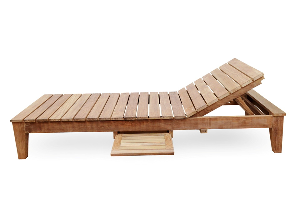 Teak Chaise Lounge Chairs Sale
