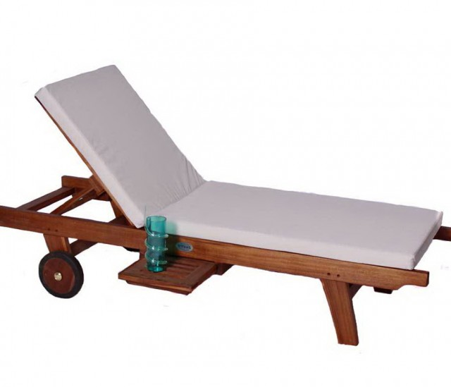 Teak Chaise Lounge Cushions