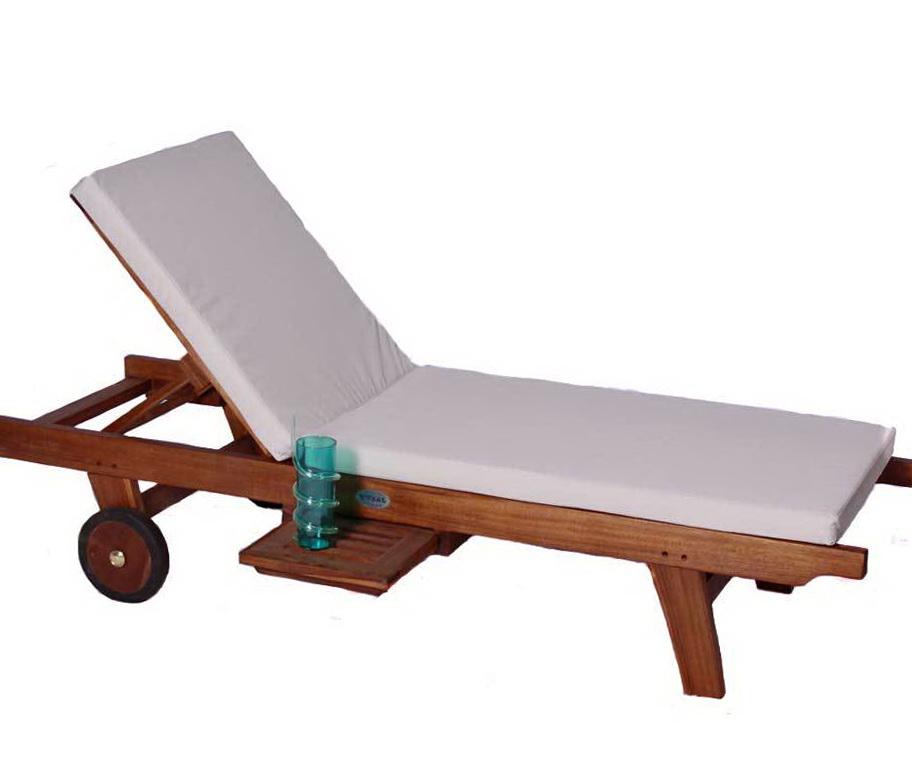 Teak Chaise Lounge Cushions