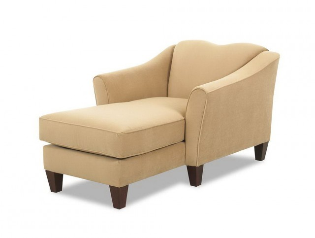 Two Arm Chaise Lounge Slipcover