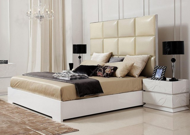 Beds Without Headboards Ideas