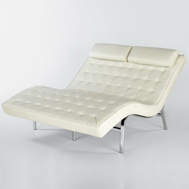 Chaise Lounge Chair Indoor Double