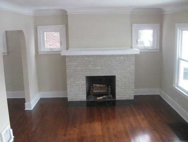 Cleaning Brick Fireplace Muriatic Acid