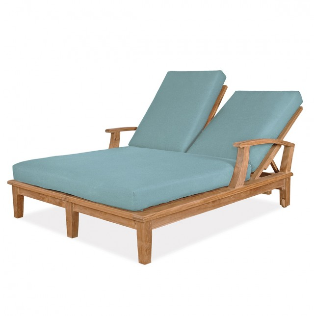 Double Chaise Cushion Outdoor