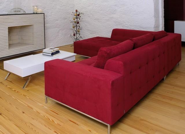 Fabric Chaise Lounge Brisbane
