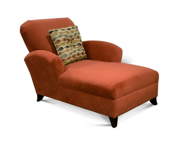 Fabric Chaise Lounge Chairs With Arms