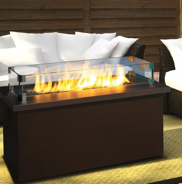 Fireplace Coffee Table Outdoor
