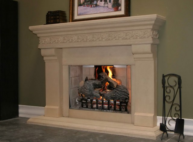 Fireplace Surround Kits Home Depot
