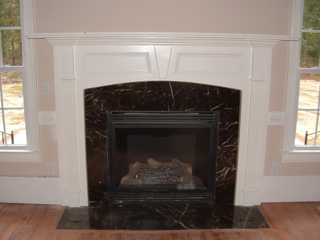 Fireplace Surround Kits Lowes