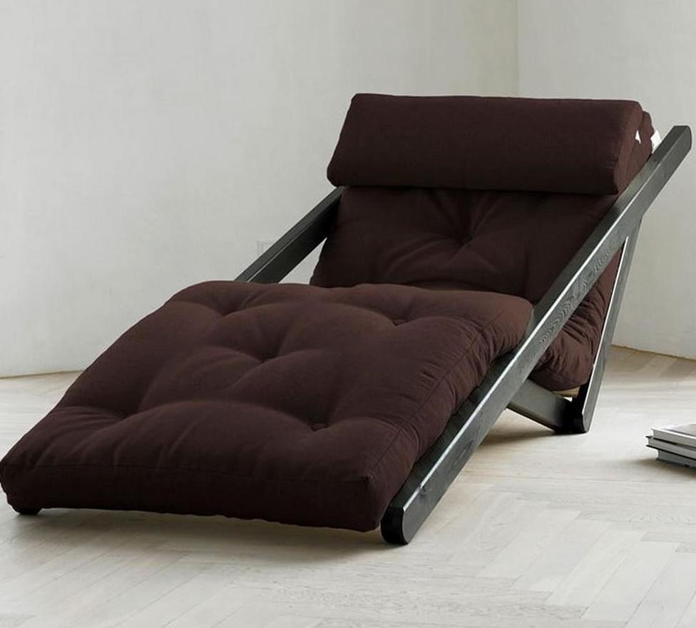 Futon Chaise Lounger