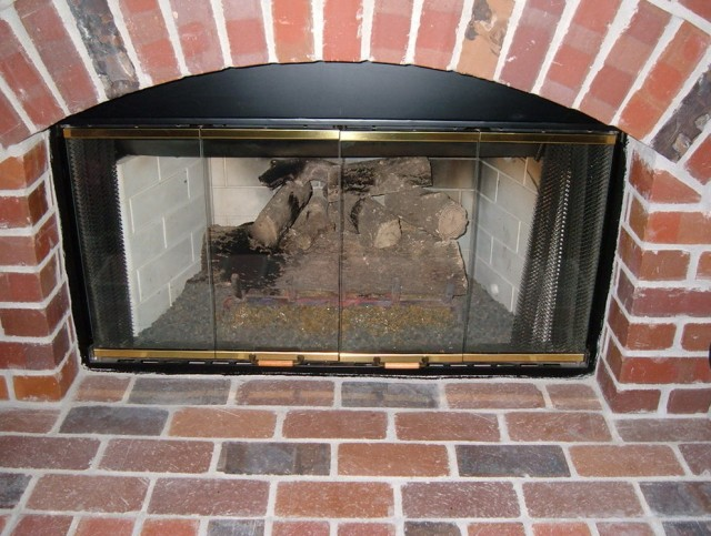 Gas Fireplace Smells Like Gas When Off