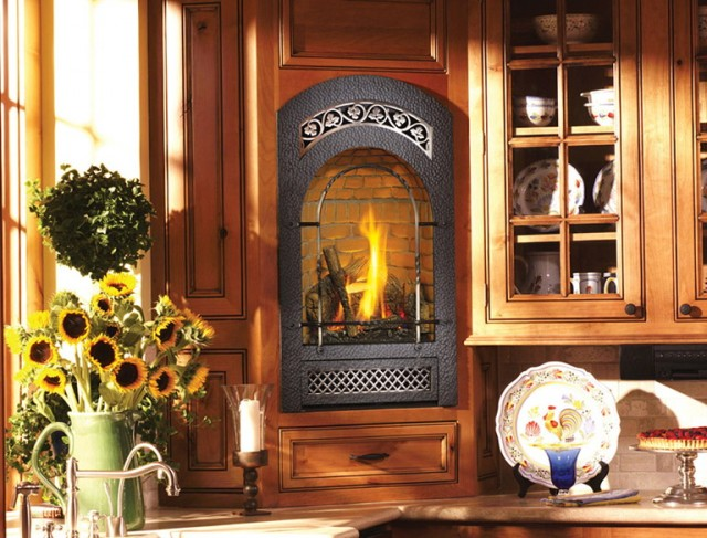 Gas Fireplaces For Small Spaces