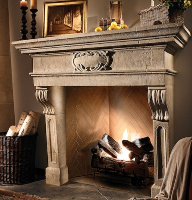 Ideas For Old Fireplace Mantels