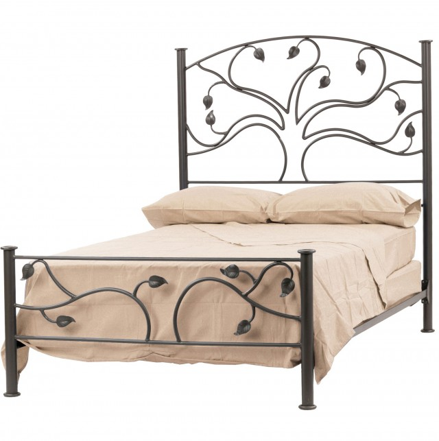 King Size Wrought Iron Headboard