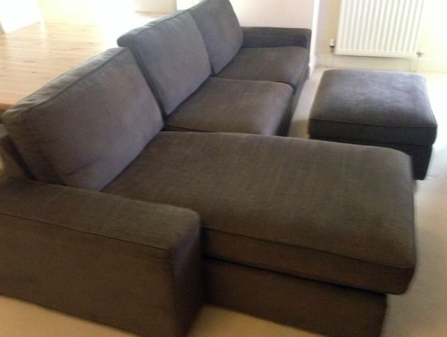 Kivik Sofa And Chaise Lounge