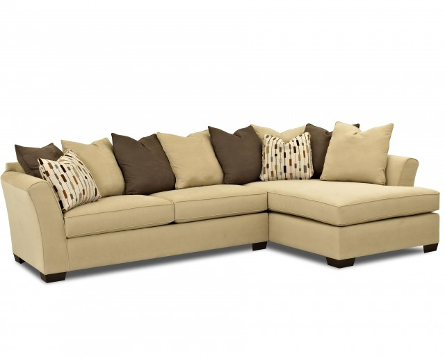 Left Arm Chaise Sectional Sofa