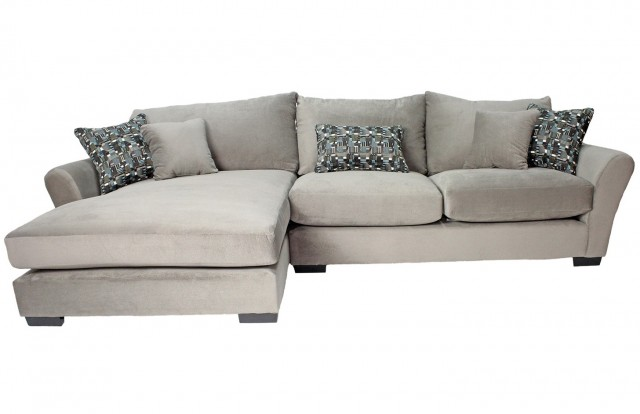 Left Facing Chaise Sectional