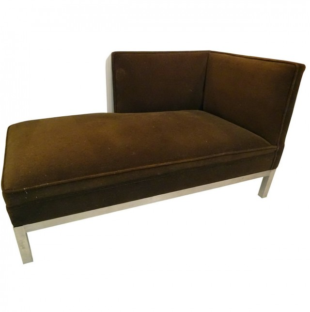 Mid Century Modern Chaise Lounge