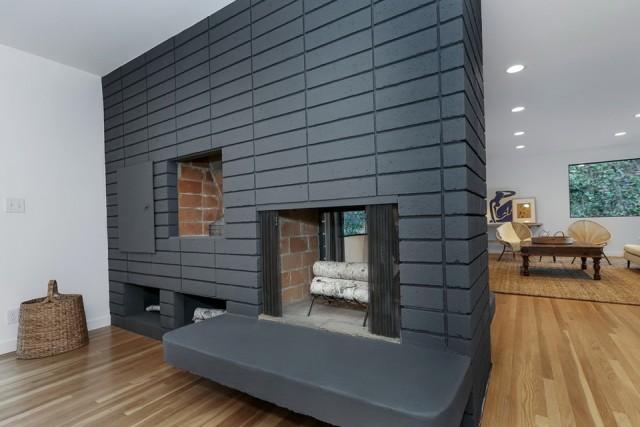 Mid Century Modern Fireplace Ideas