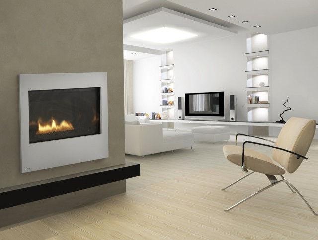 Modern Fireplace Ideas Design