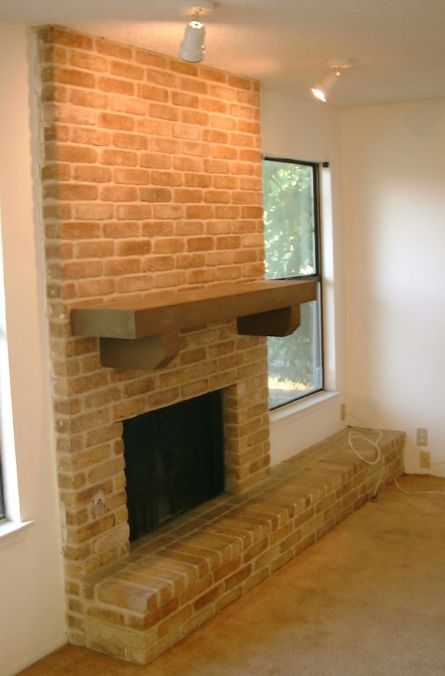 Old Fashioned Fireplace Mantels