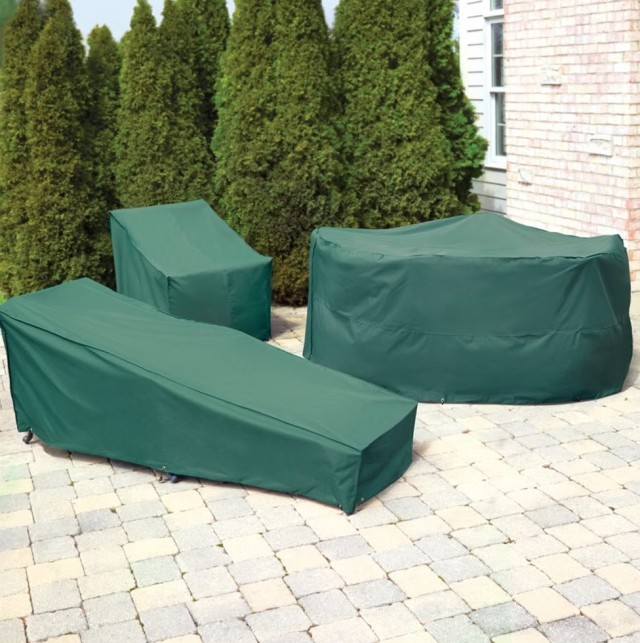 Outdoor Chaise Lounge Cushion Covers