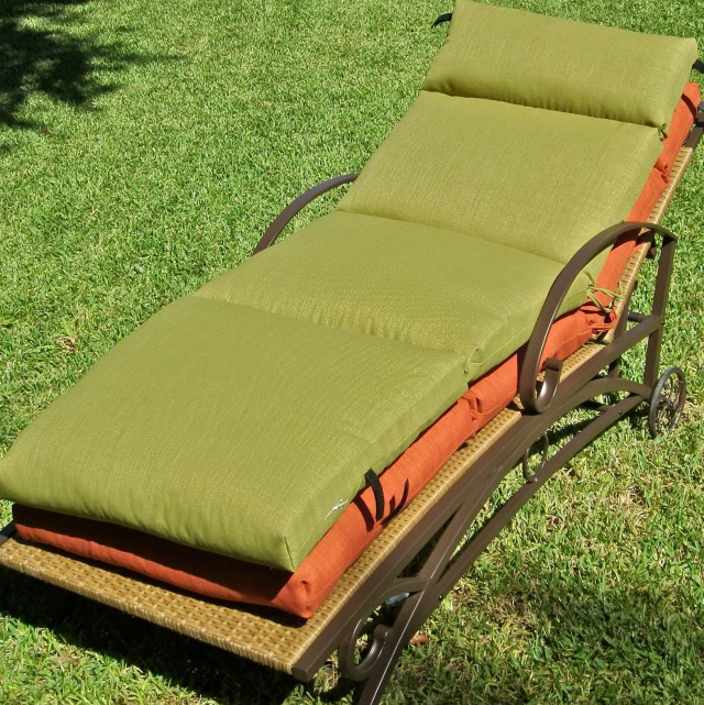 Patio Chaise Lounge Cushions Cheap