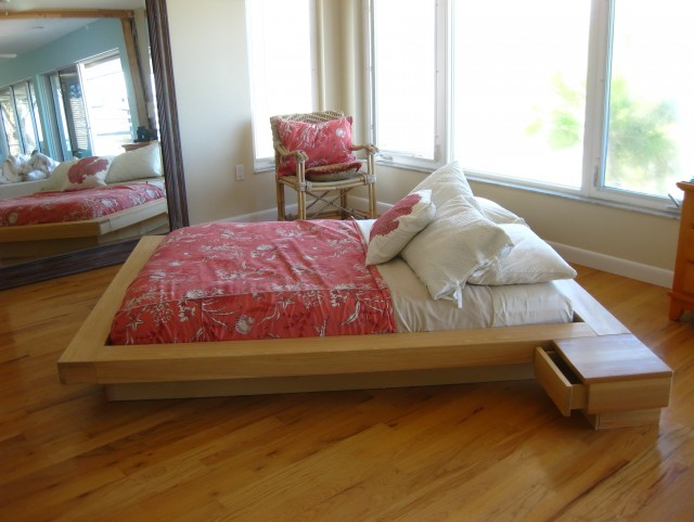 Platform Beds Without Headboards