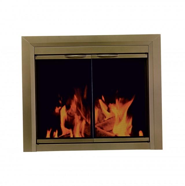 Pleasant Hearth Fireplace Doors Manual