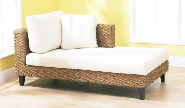 Rattan Chaise Lounge Uk