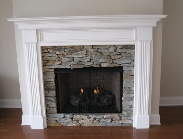 Stone Fireplace Surround Kits