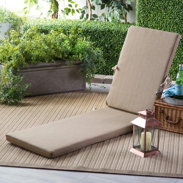 Sunbrella Chaise Lounger