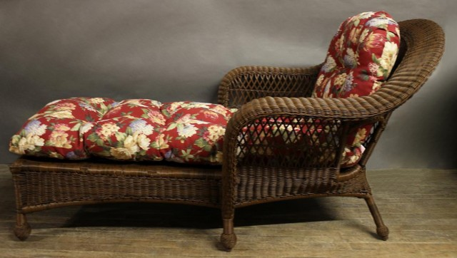 Wicker Chaise Lounge Chairs Outdoor