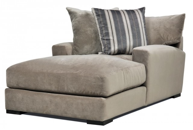 Wide Chaise Lounge Indoor