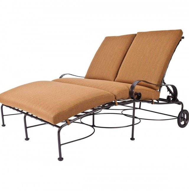Wide Chaise Lounge Outdoor